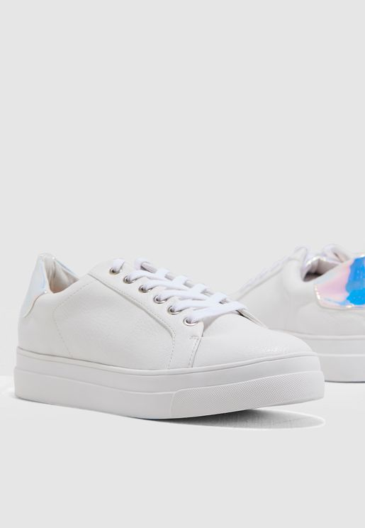 Candy Lace Up Casual Trainer
