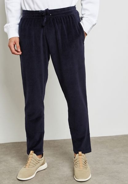Cram Velvet Sweatpants