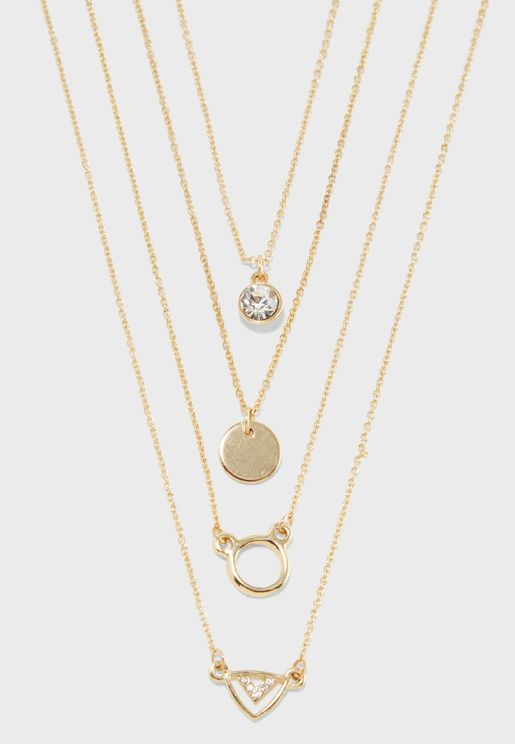 Lonnie Layered Necklace