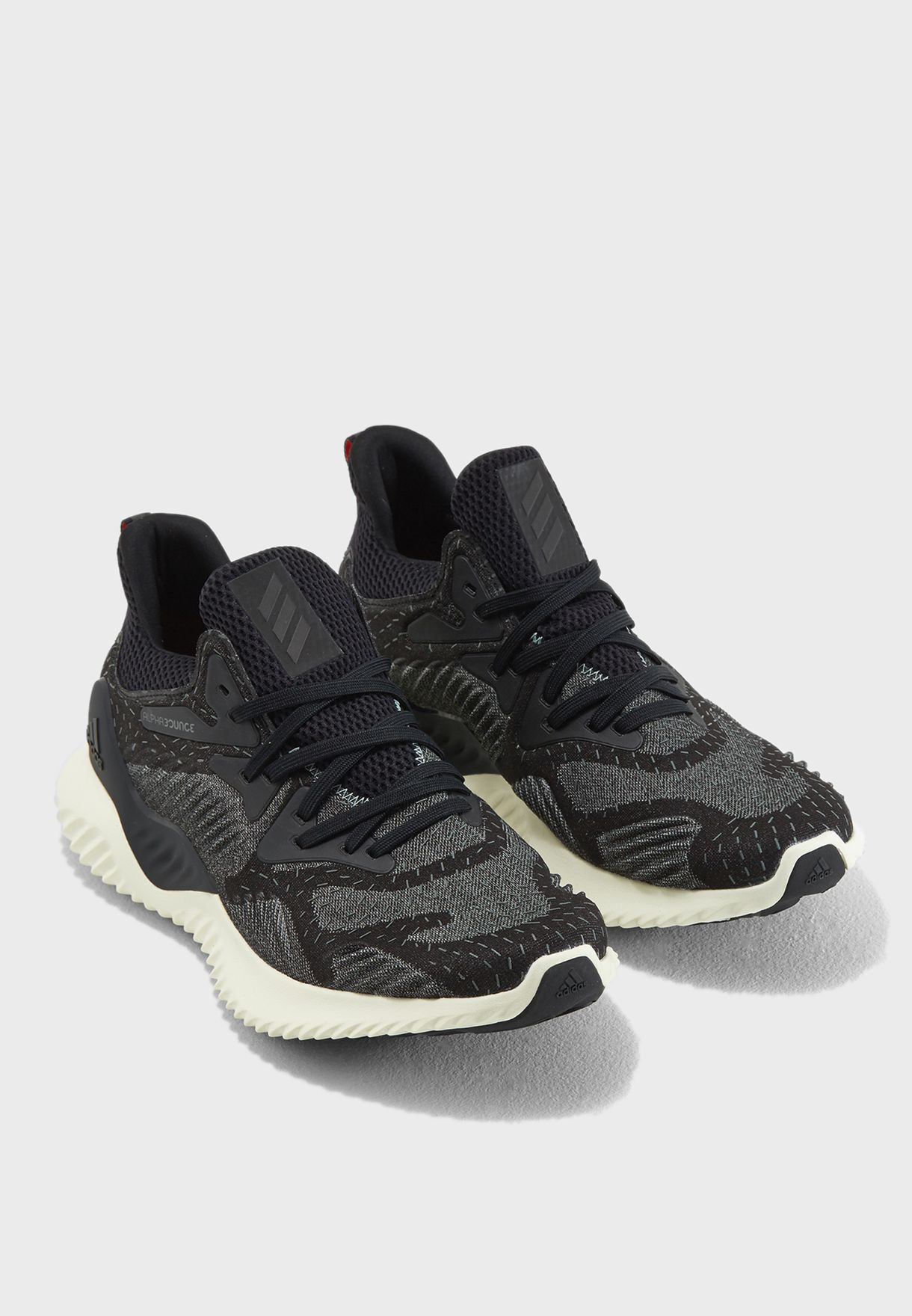 360ddb23a2412 Shop adidas multicolor Alphabounce Beyond DB1124 for Men in UAE ...