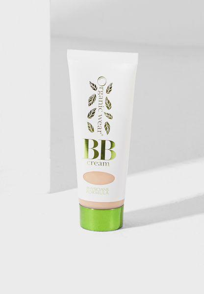 Organic Wear All In 1 Cream SPF - Light/Medium