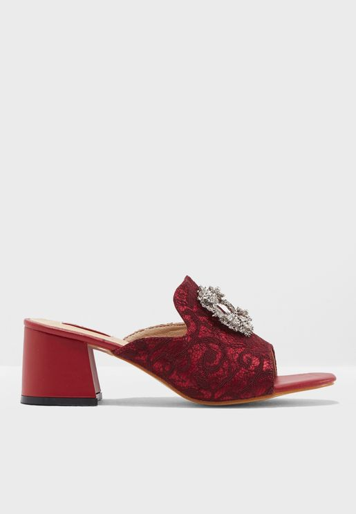 Annikin Flat Sandals