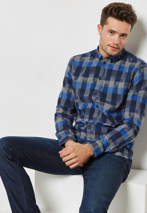 Miro Check Shirt