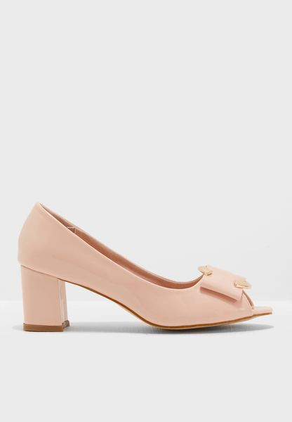 Ayelle Heeled Pumps