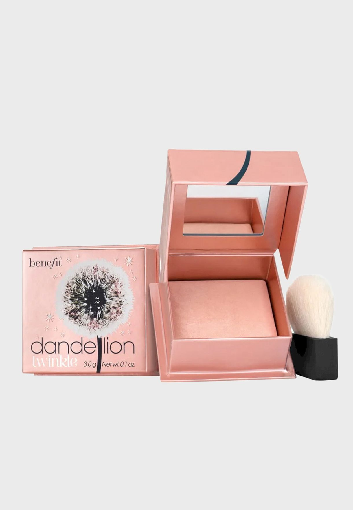 Dandelion Twinkle Mini Fm Blush Powder