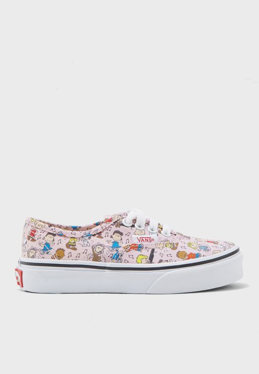 Peanuts Authentic Sneaker Youth