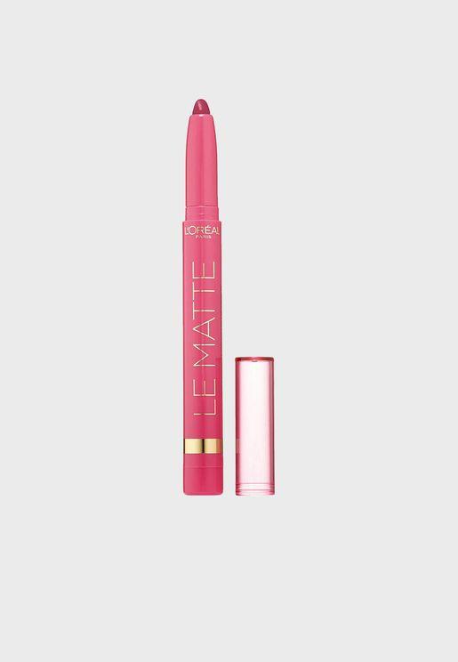 Color Riche Le Matte Lipstick Matte-R Of Fact