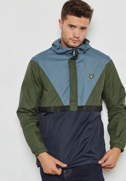 Showproof Hoodied Jacket