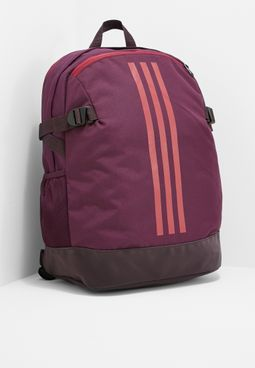 Power 3 Stripe Backpack