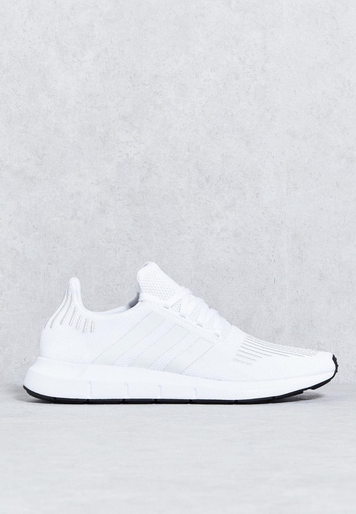 3d0b3a045 Shop adidas Originals white Swift Run CG4112 for Men in UAE ...