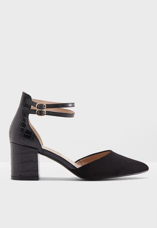 Gemma Court Shoe