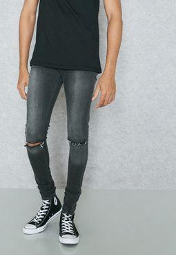 Ripper Skinny Fit Jeans
