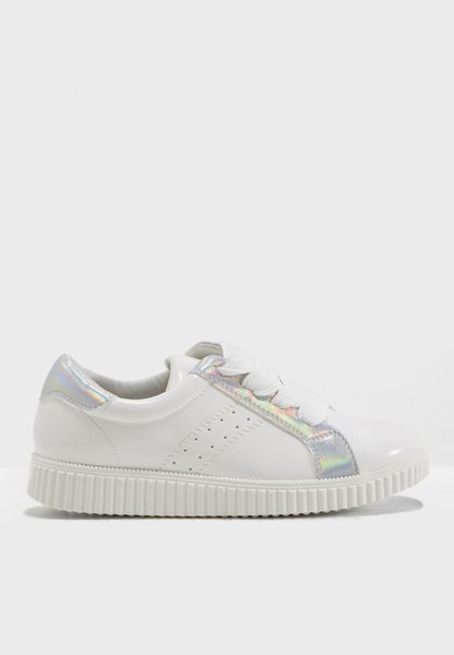 Youth Patent Sneaker