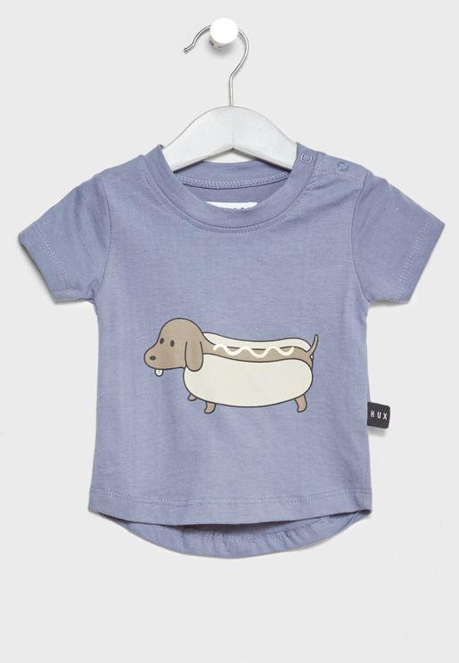 Infant Hot Dog T-Shirt