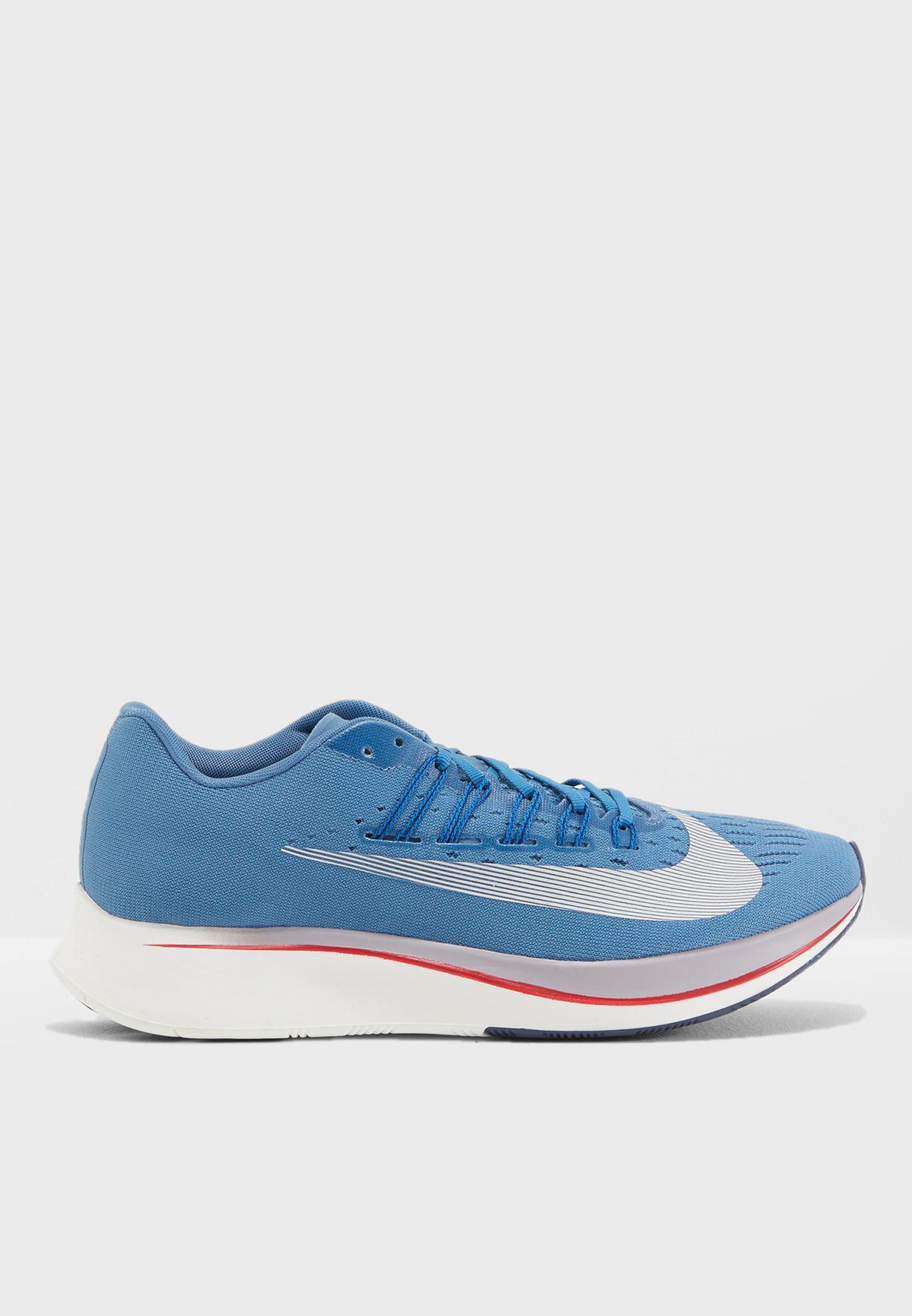 01a3edbbb48c03 Shop Nike blue Zoom Fly 880848-402 for Men in Saudi - NI727SH74PRX