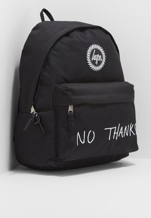 No Thanks Backpack