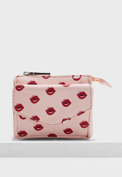 Besos Zip Through Purse