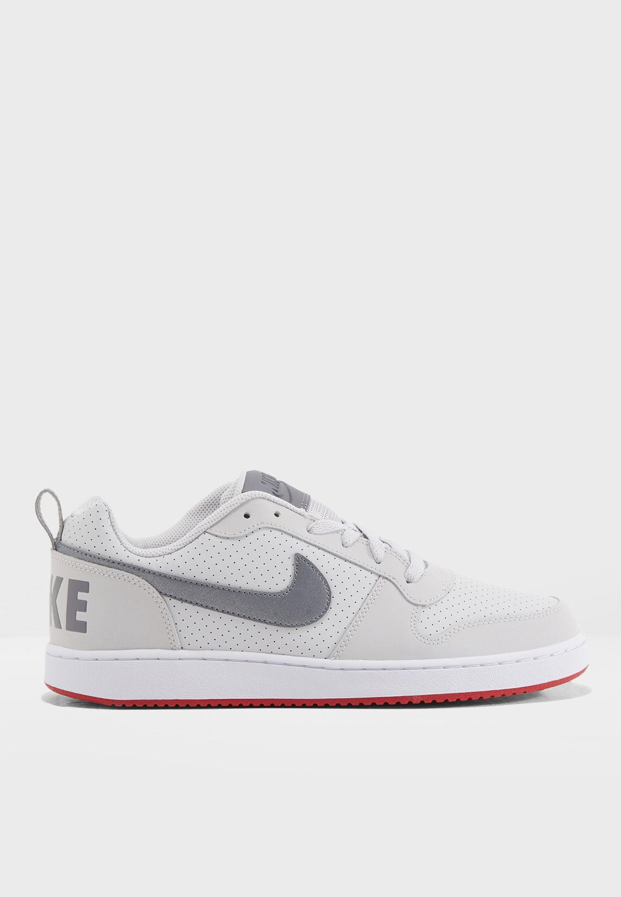 best website 75b0a 3f3fa Shop Nike grey Court Borough Low 838937-004 for Men in UAE - NI727SH74FIR