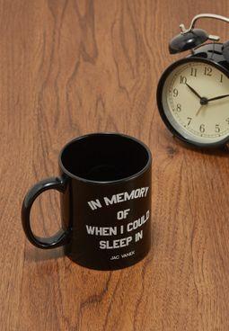 In Memory of Coffee Mug