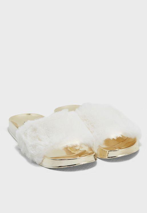 Karridge Flat Sandal