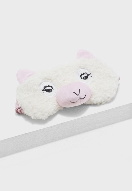 Alpaca Premium Eye Mask