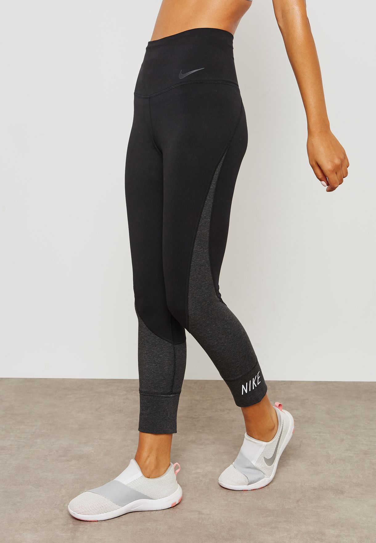 Power Cropped Leggings