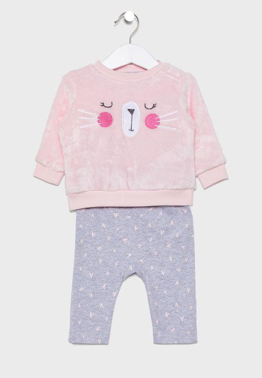 Infant 2 Piece Set