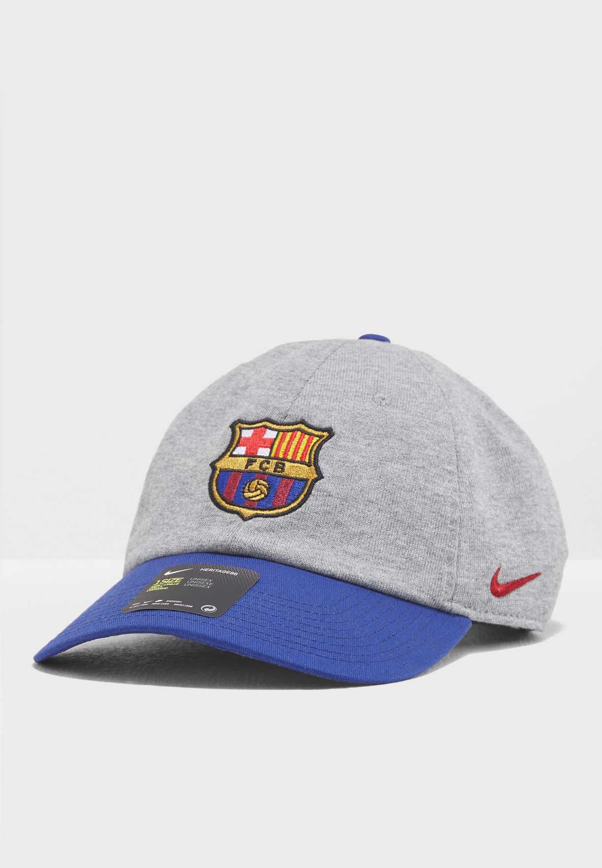 a73d28d7702 Shop Nike multicolor FC Barcelona H86 Cap 916567-064 for Men in UAE ...
