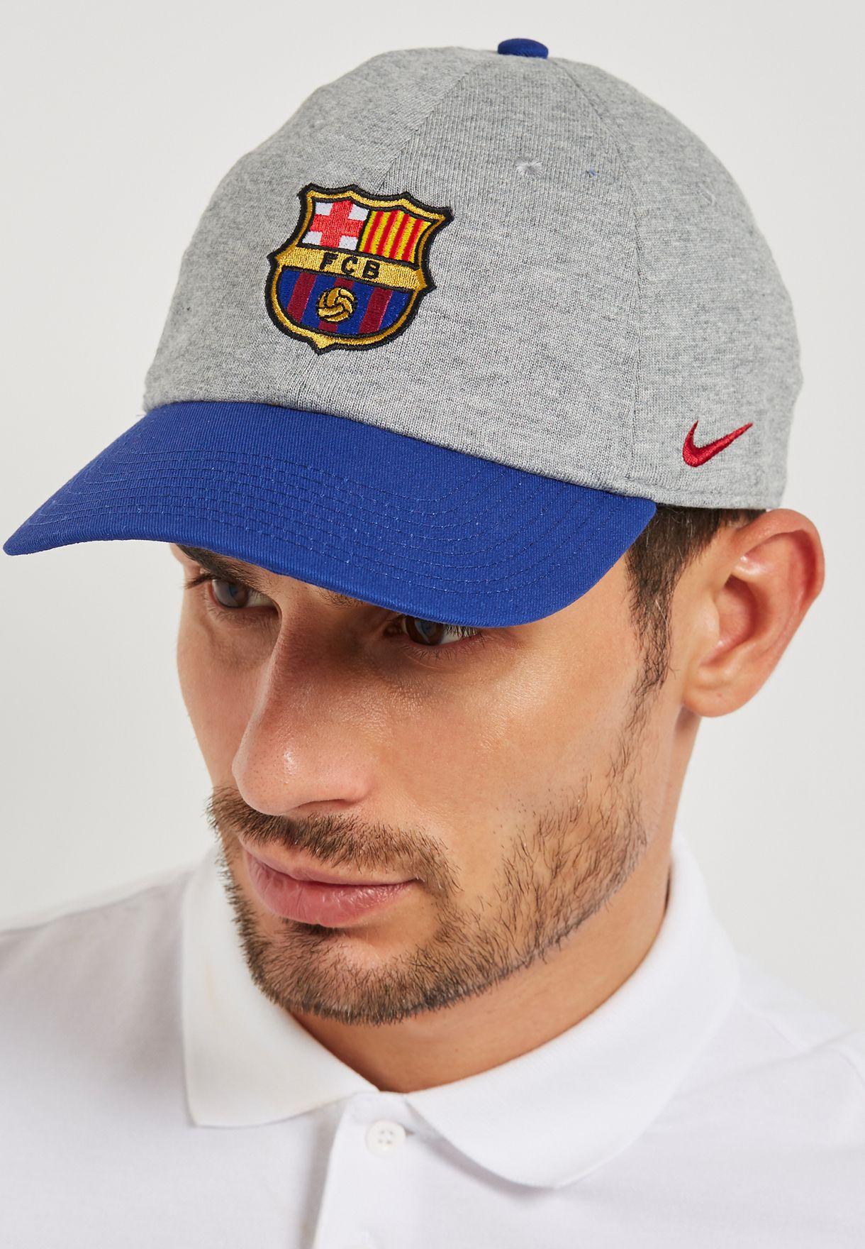 c1b289e3fc562d Shop Nike multicolor FC Barcelona H86 Cap 916567-064 for Men in UAE ...