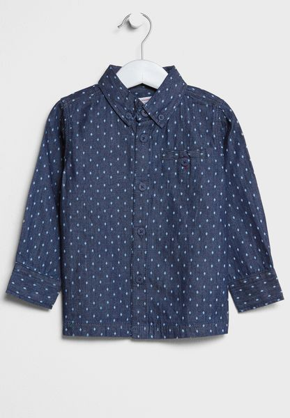 Infant Printed Shirt
