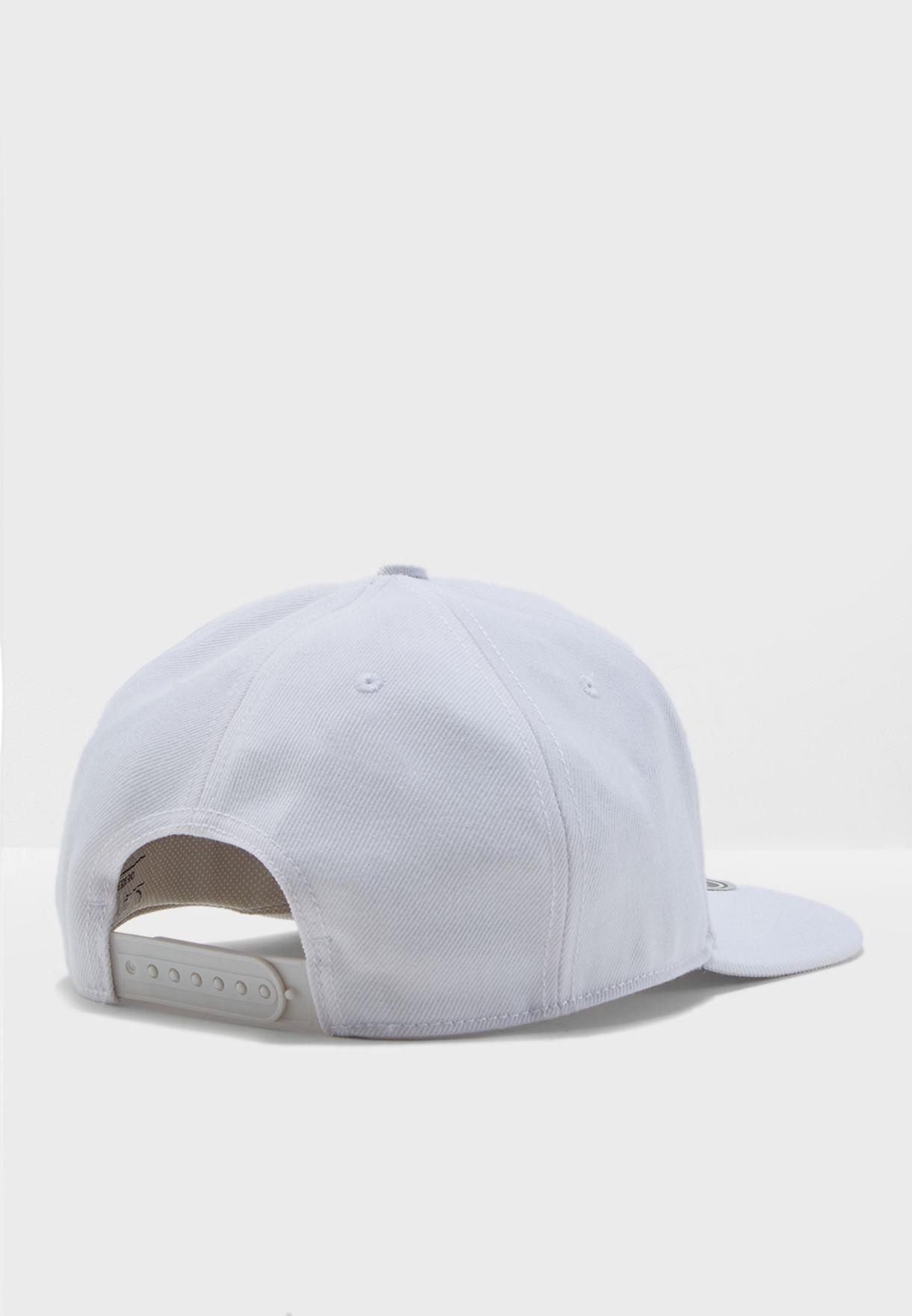 ce98279c Shop adidas white H90 Logo Cap CF4874 for Men in UAE - AD476AC74EYB