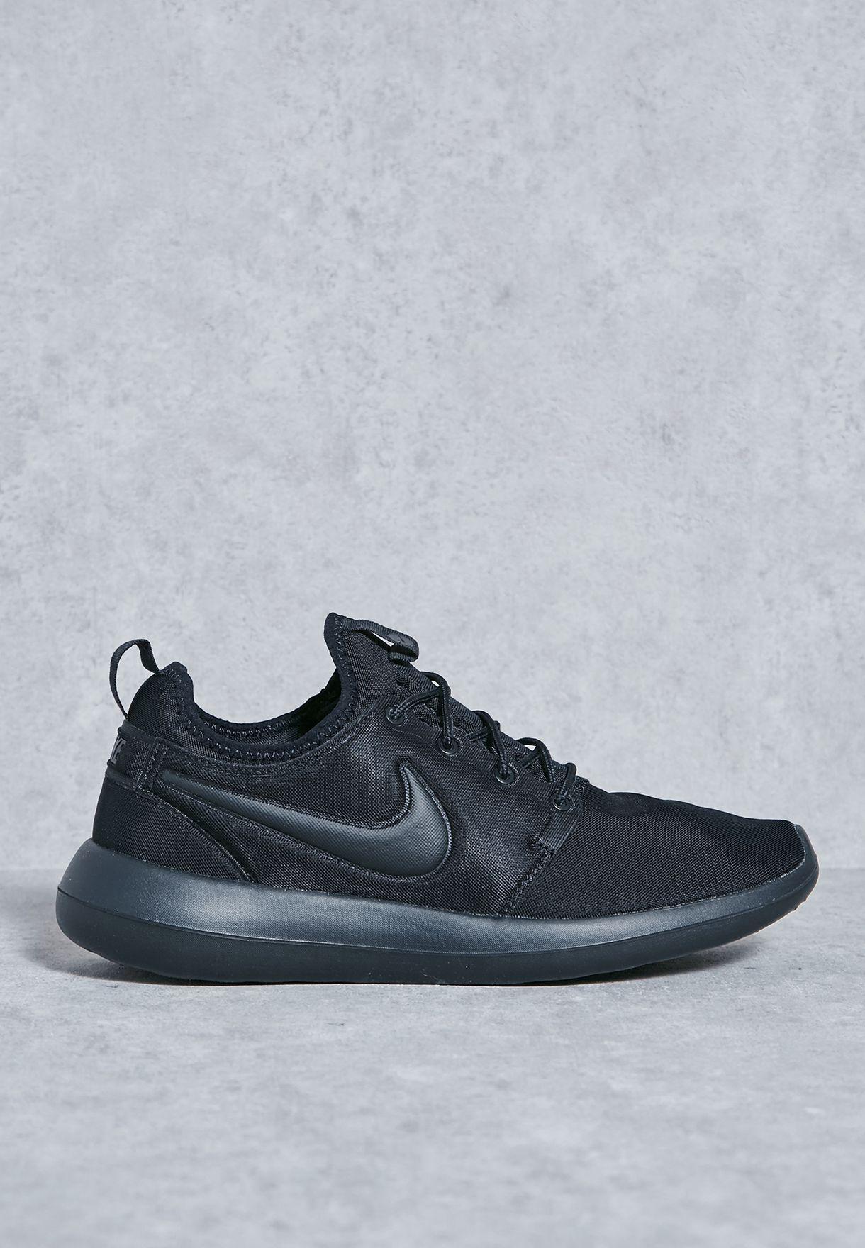 687d5bd82bfda Shop Nike black Roshe Two 844656-001 for Men in UAE - NI727SH74KQN