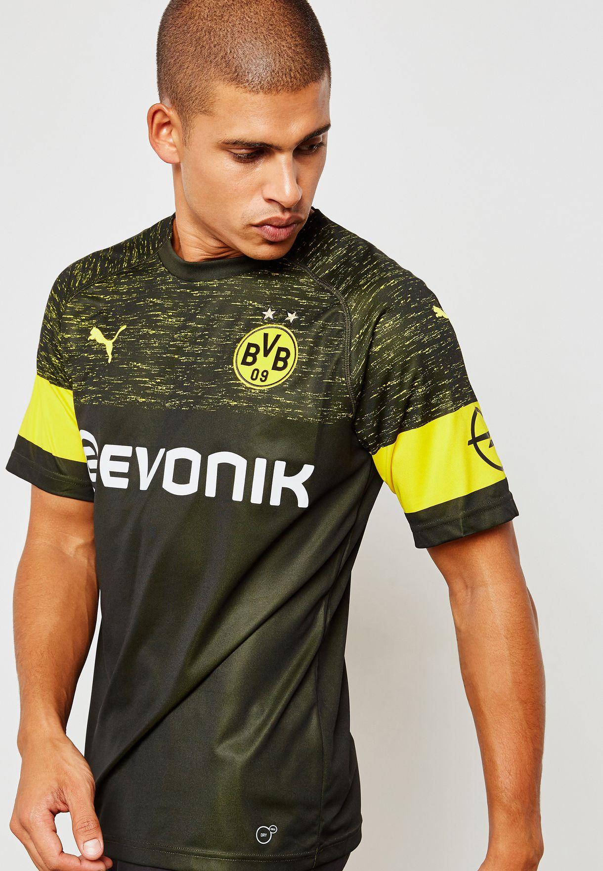 Shop PUMA prints Borussia Dortmund 18 19 Away Jersey 75331702 for Men in  Saudi - PU020AT74EWB 677a2165f