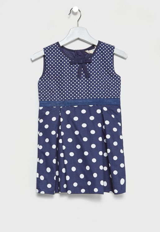 Little Polka Dot Dress
