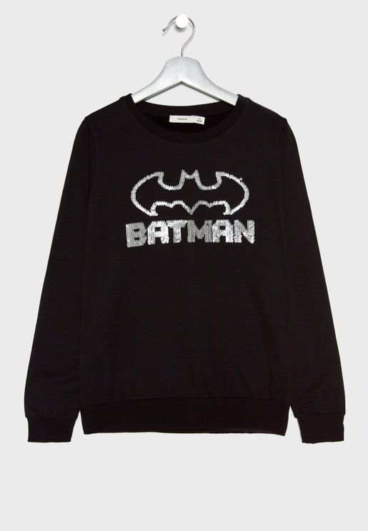 Kids Batman Sweatshirt