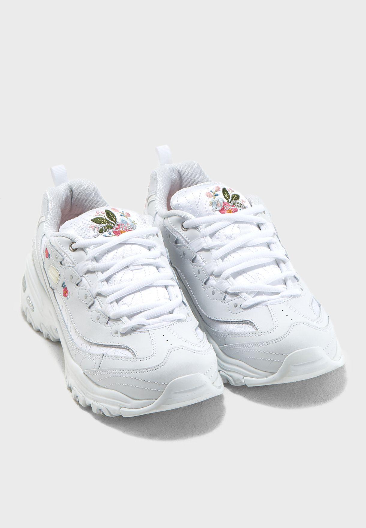 حذاء دي لايتس -برايت بلوسمز