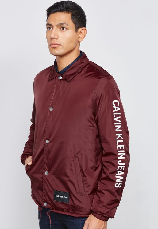 Institutional Coach Jacket