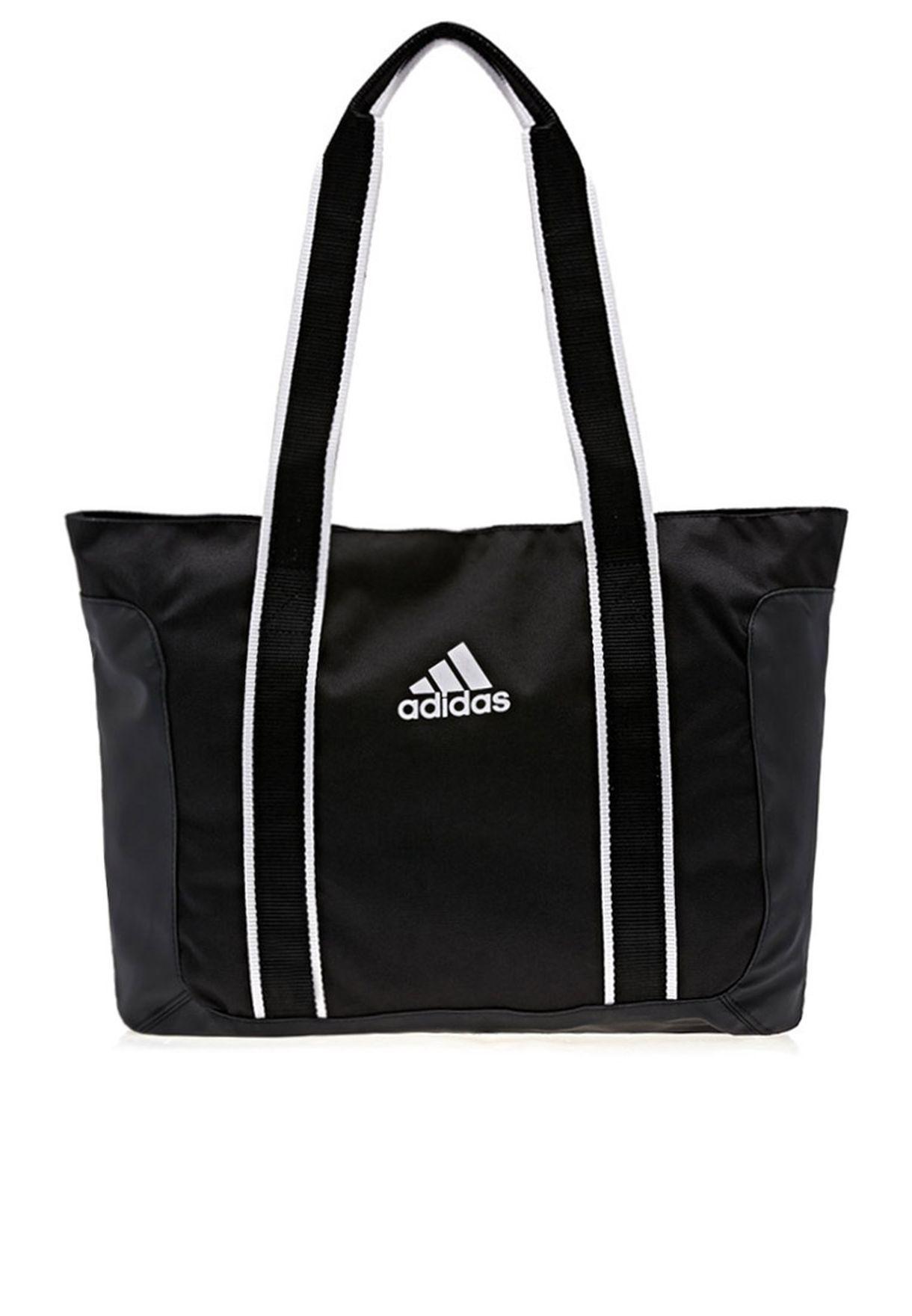 4e37743069 Shop adidas black Essential Shoulder Bag X12138 for Women in Qatar -  AD476AC74EHL
