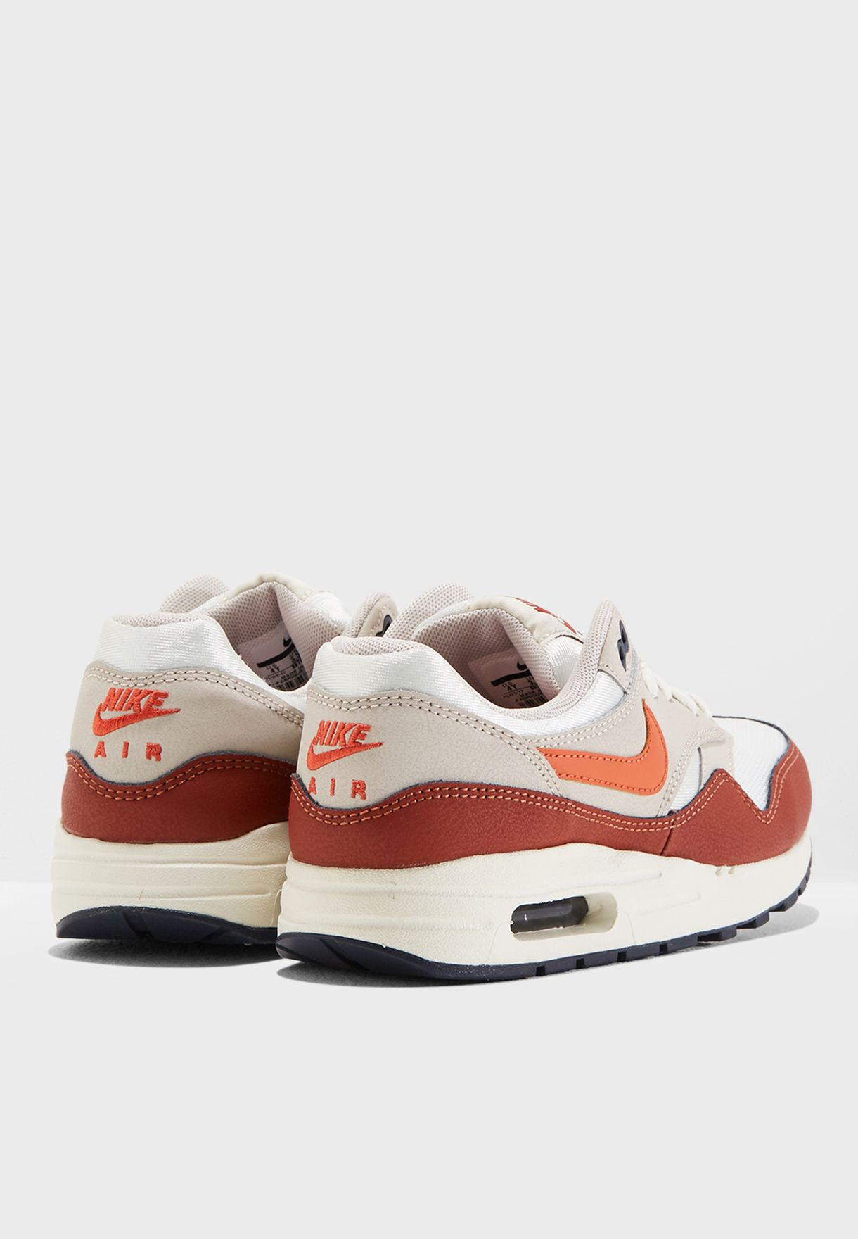 aef3c1f533 Shop Nike multicolor Youth Air Max 1 807602-103 for Kids in UAE ...
