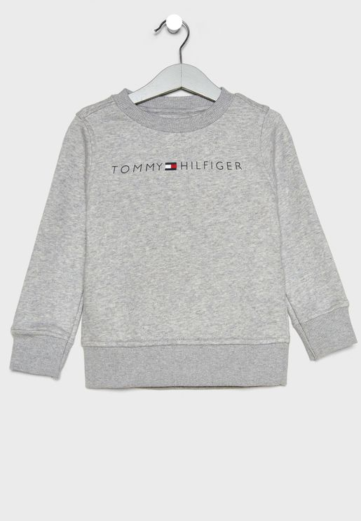 Little Logo Sweatshirt