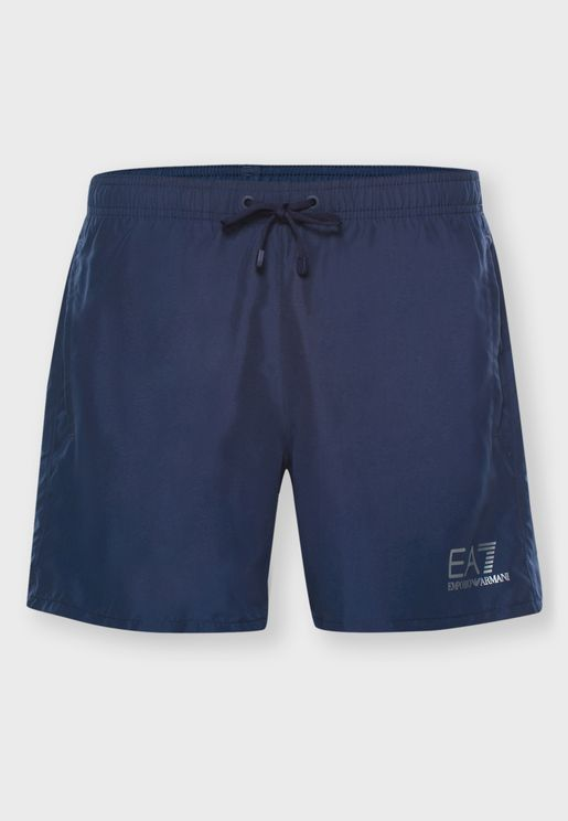 Sea World Logo Swim Shorts