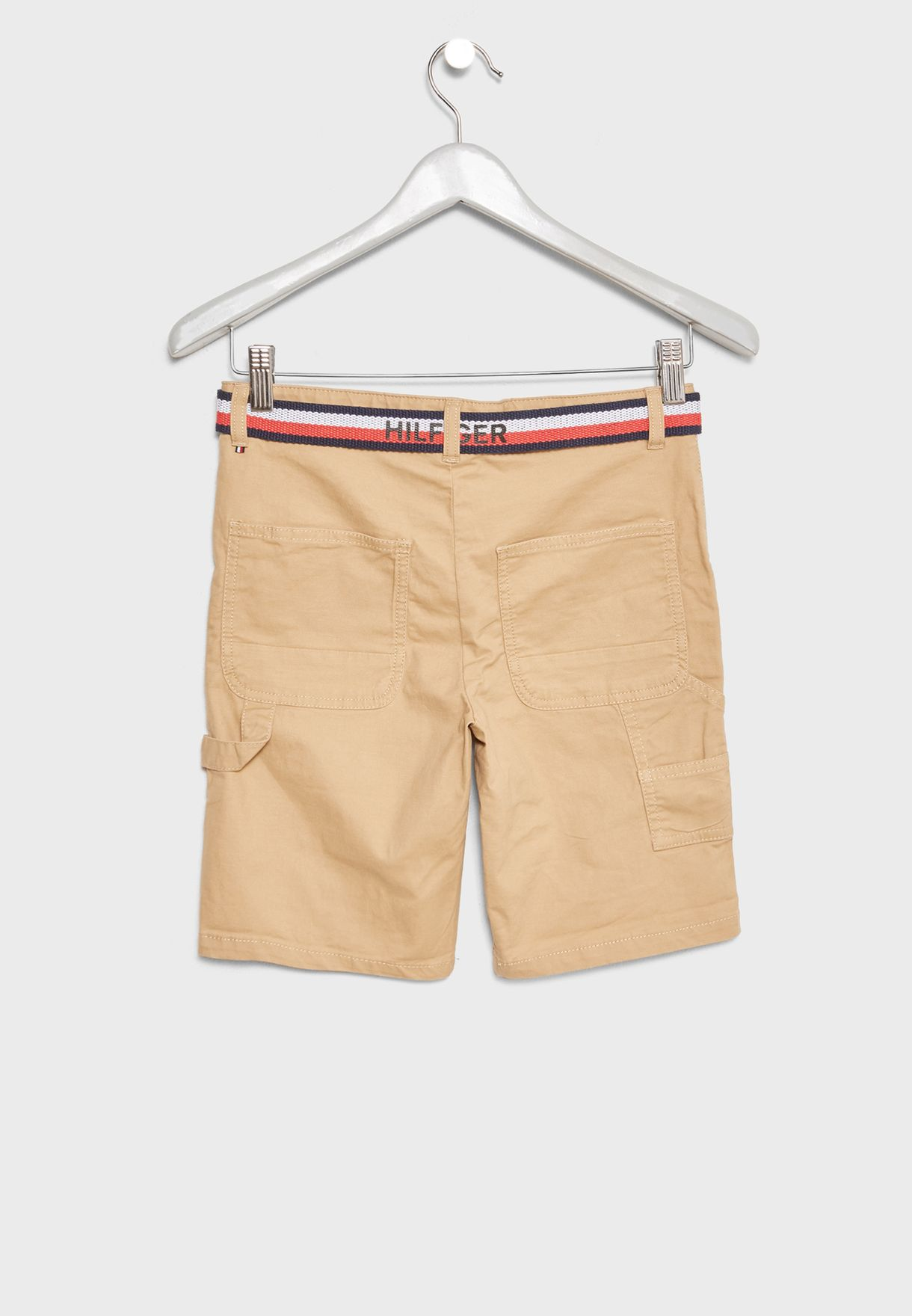 Teen Belted Shorts