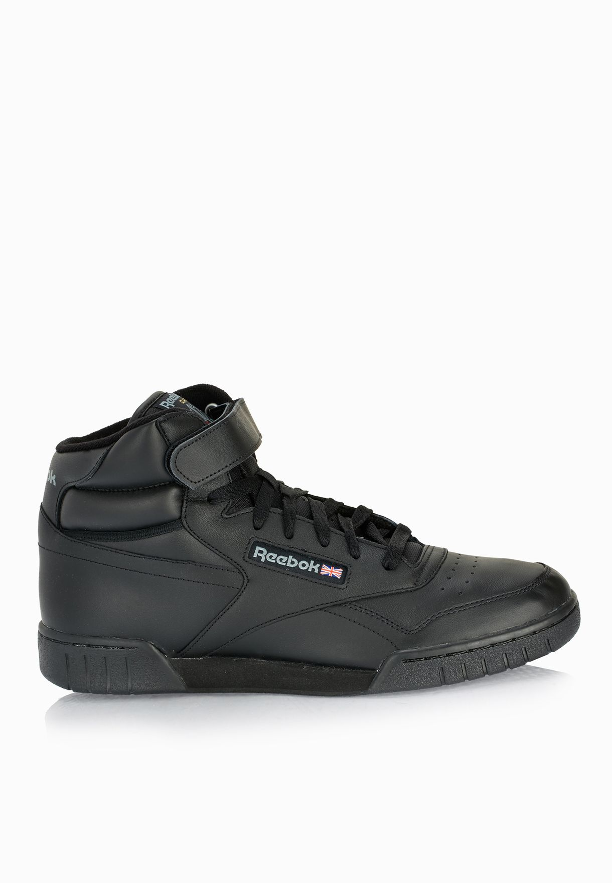 37d8439bd85 Shop Reebok black Ex-O-Fit HI R003478 for Men in UAE - RE019SH74NKR