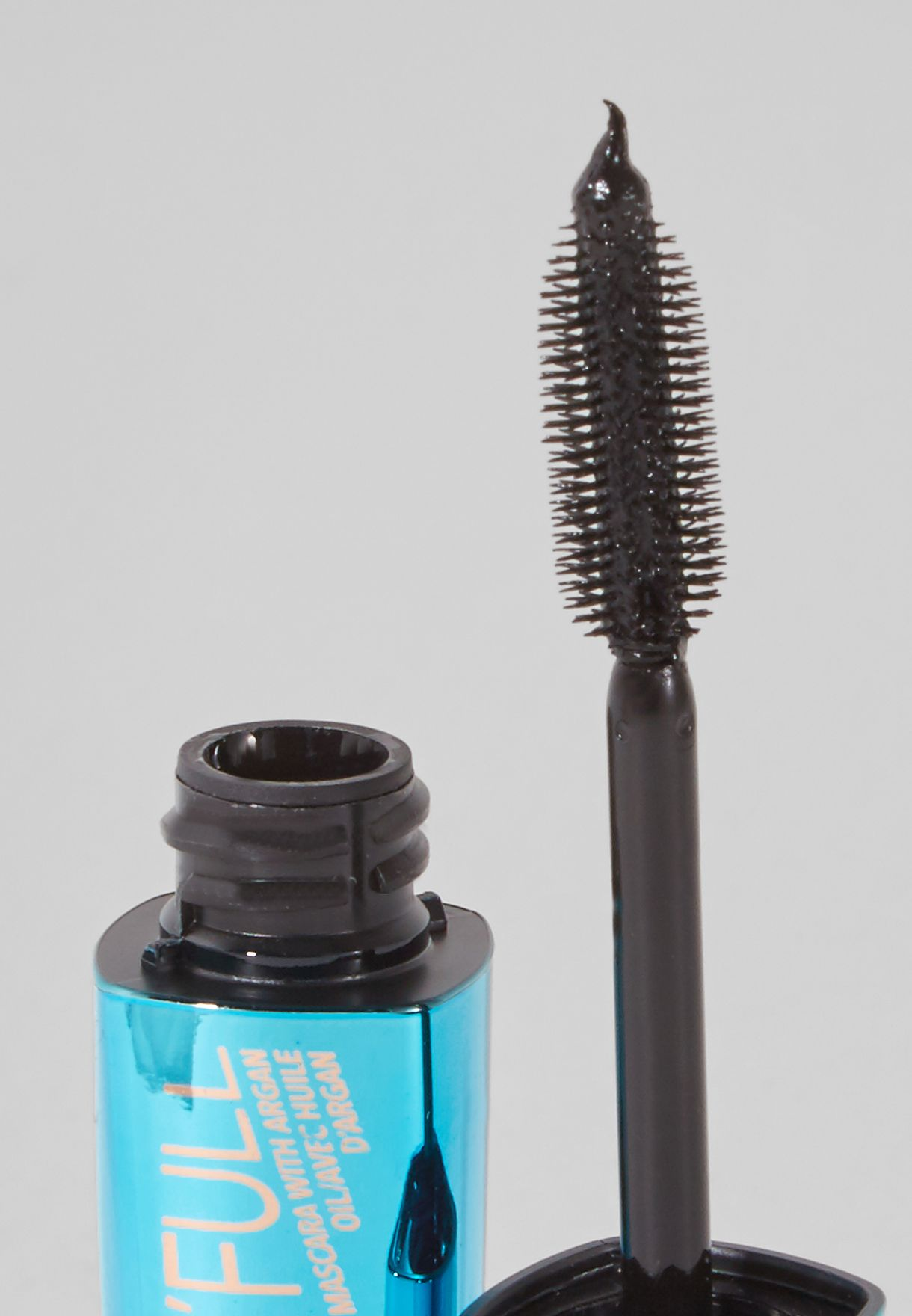 Wonder'full Waterproof Mascara with Argan Oil- Black