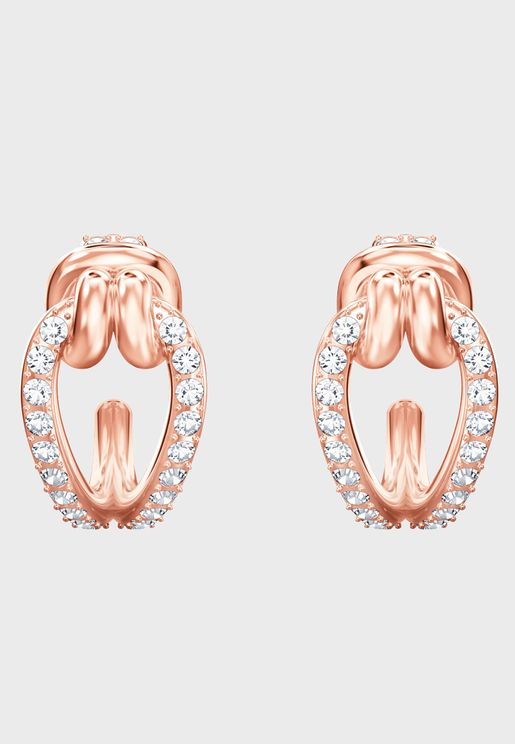 Lifelong Hoop Pierced Earrings