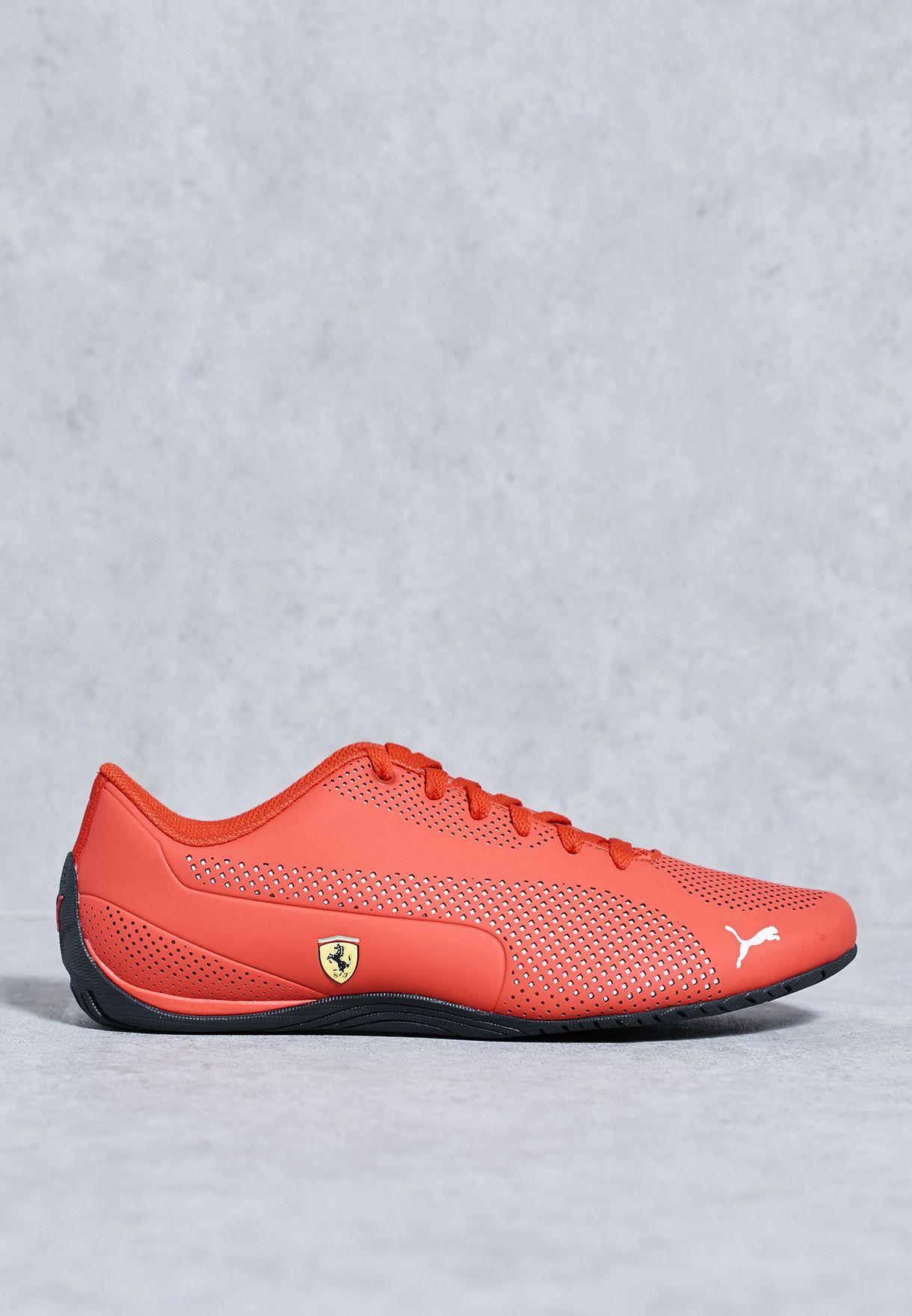 Shop PUMA red SF Drift Cat 5 Ultra 30592101 for Men in UAE ... 59ea0e94a