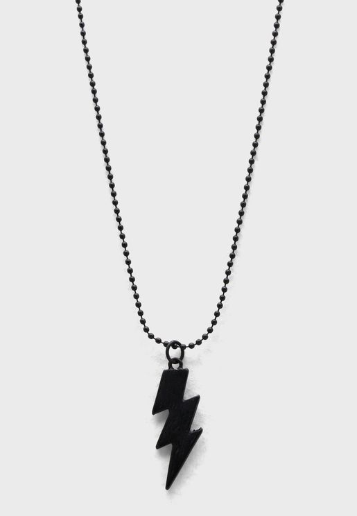 Thunderbolt Necklace