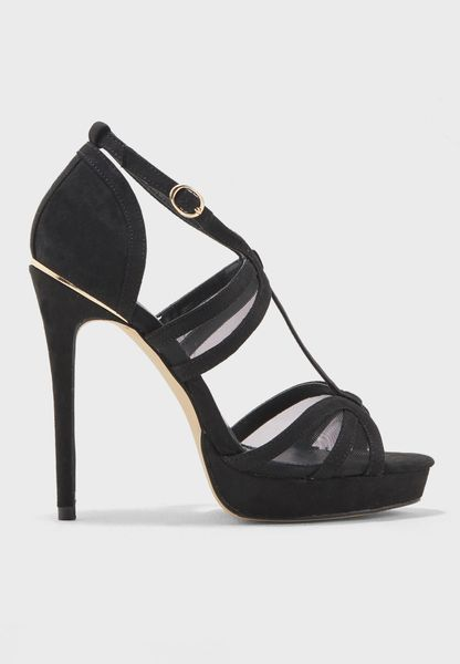 Beverly T-Bar Sandal