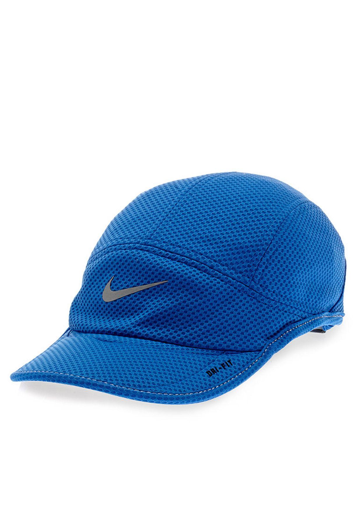 abe3bacd30e Shop Nike blue Mesh Daybreak Cap NKAP520787-440 for Men in Bahrain ...