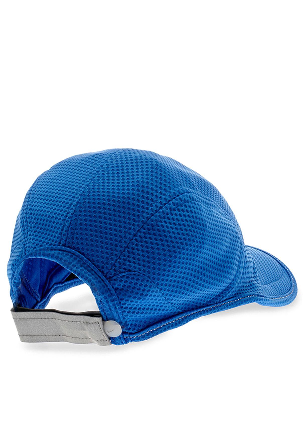 05d3d065957d8 Shop Nike blue Mesh Daybreak Cap NKAP520787-440 for Men in UAE ...